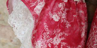 Rokoko-Kleid